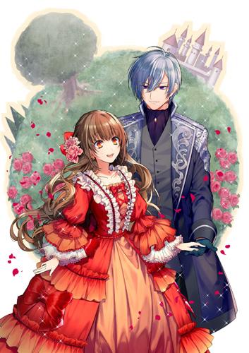 男爵令嬢は、薔薇色の人生を歩みたい