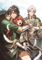 双翼の王獣騎士団 狼王子と氷の貴公子